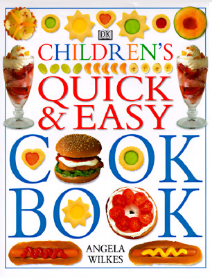 Image for CHILDREN'S QUICK & EASY COOKBOOK
