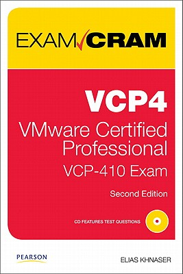Image for VCP4 Exam Cram: VMware Certified Professional (2nd Edition)