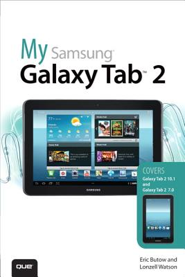 My Samsung Galaxy Tab 2 (2nd Edition), Butow, Eric; Watson, Lonzell