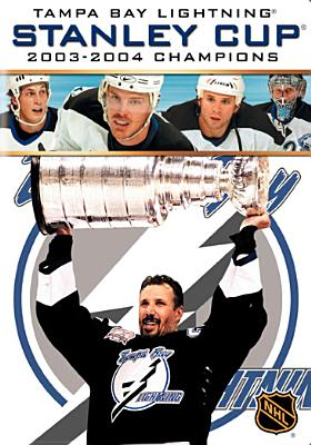Stanley Cup 2003-2004 Champions Tampa Bay Lightning