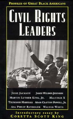 Image for Civil Rights Leaders (Profiles of Great Black Americans)