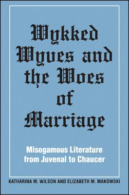 Image for WYKKED WYVES AND THE WOES OF MARRIAGE