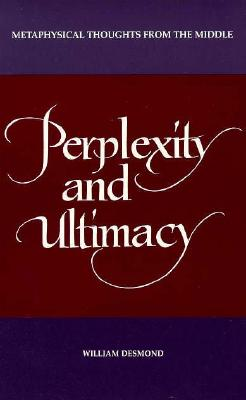 Image for Perplexity and Ultimacy: Metaphysical Thoughts from the Middle