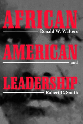 Image for African American Leadership (SUNY series in African American Studies)