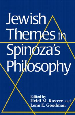 Image for Jewish Themes in Spinoza's Philosophy (SUNY series in Jewish Philosophy)
