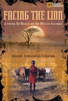 FACING THE LION, JOSEPH LEMA LEKUTON