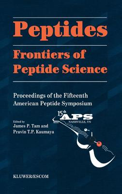 Image for Peptides: Frontiers of Peptide Science (American Peptide Symposia)