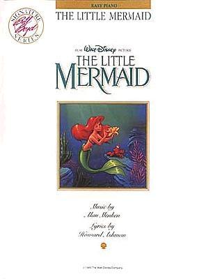 The Little Mermaid, Howard Ashman, Alan Menken