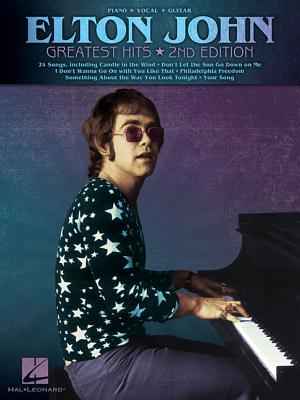 Elton John - Greatest Hits (Piano/Vocal/Guitar Artist Songbook), John, Elton