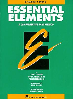 Image for Essential Elements Book 2 - Bb Clarinet (Essential Elements Method)