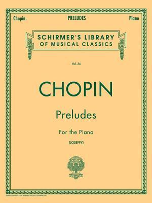 Chopin - Preludes for the Piano, Vol. 34