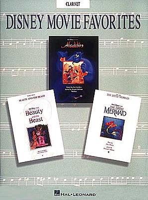 Image for Disney Movie Favorites (Clarinet)