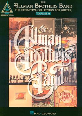 Image for The Allman Brothers Band - The Definitive Collection for Guitar - Volume 2 (Guitar Recorded Versions S)