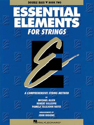 Image for Essential Elements for Strings - Book 2 (Original Series): Double Bass