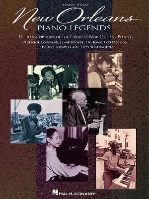 New Orleans Piano Legends, Hal Leonard Corp. [Creator]
