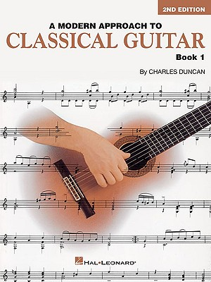 Image for A Modern Approach to Classical Guitar: Book 1 - Book Only (HL00695114)
