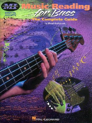 Music Reading for Bass - The Complete Guide (Essential Concepts), Hrehovcsik, Wendi [Composer]