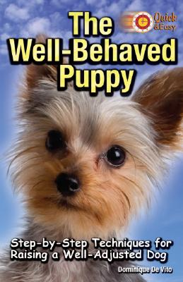 Image for The Well-Behaved Puppy (Quick and Easy)