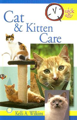 Image for Cat & Kitten Care (Quick & Easy)