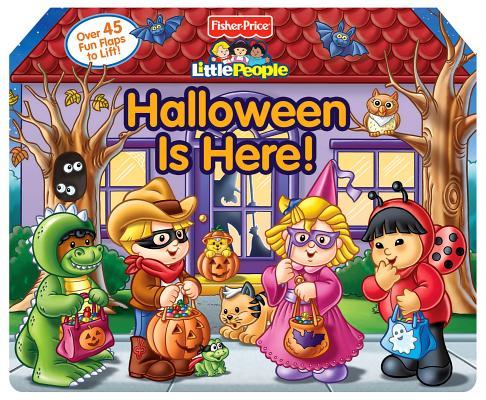 FP Little People Halloween Is