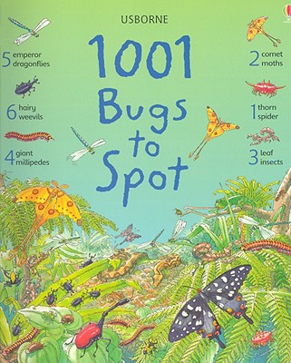Image for 1001 Bugs To Spot (Usborne 1001 Things to Spot)