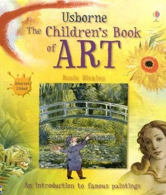 Image for Usborne The Children's Book of Art: Internet Linked