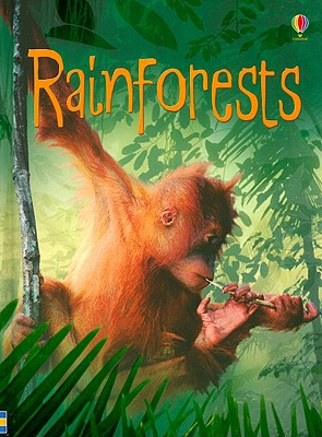 Rainforests (Usborne Beginners Level 1: Nature), Lucy Bowman
