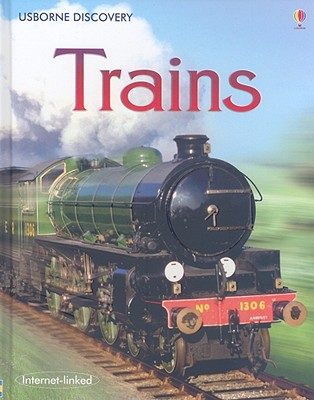 Image for Trains (Discovery)