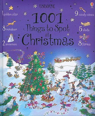 Image for 1001 Things to Spot at Christmas