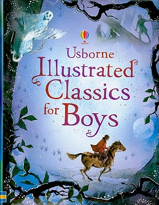 Image for Illustrated Classics for Boys (Illustrated Stories)