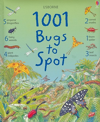 1001 Bugs to Spot (1001 Things to Spot), EMMA HELBROUGH