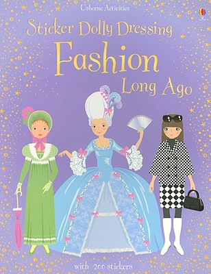 Image for Sticker Dolly Dressing Fashion Long Ago
