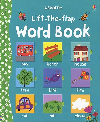 Image for Lift-the-Flap Word Book