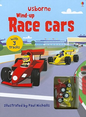 Wind-Up Race Cars (Usborne Wind-Up Books)
