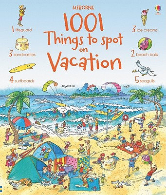 Image for 1001 Things to Spot on Vacation