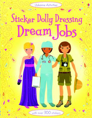 Image for Sticker Dolly Dressing Dream Jobs