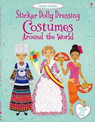 Image for Costumes Around the World (Sticker Dolly Dressing)