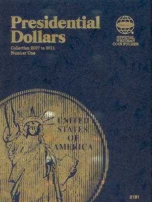 Image for Presidential Folder Vol. I (Official Whitman Coin Folder)