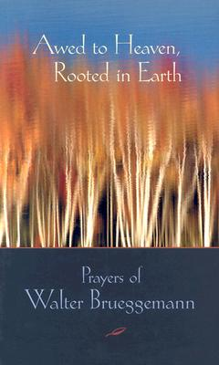 Image for AWED TO HEAVEN, ROOTED IN EARTH PRAYER OF WALTER BRUEGGEMANN