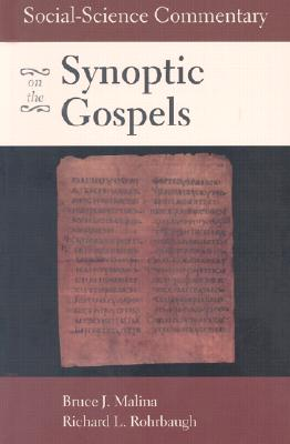 Image for Social-Science Commentary on the Synoptic Gospels