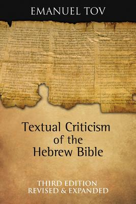 Image for Textual Criticism of the Hebrew Bible (English and Hebrew Edition)