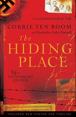 """Image for """"Hiding Place, 35th ann. ed."""""""