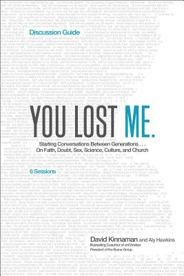 Image for You Lost Me Discussion Guide