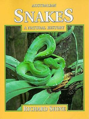 Image for Australian Snakes: A Natural History (Comstock Books)