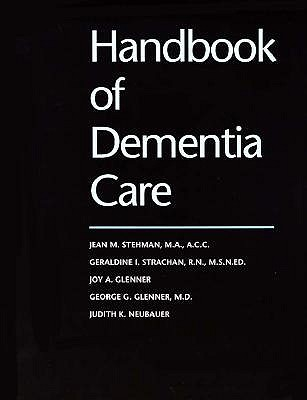 Image for Handbook of Dementia Care