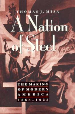 Image for A Nation of Steel: The Making of Modern America, 1865-1925 (Johns Hopkins Studies in the History of Technology)