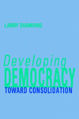 Image for Developing Democracy: Toward Consolidation