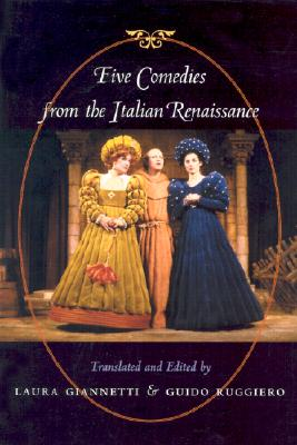 Image for Five Comedies from the Italian Renaissance