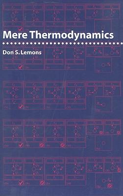 Mere Thermodynamics, DON S. LEMONS