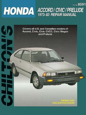 Image for Honda: Accord/Civic/Prelude 1973-83 (Chilton's Total Car Care Repair Manual)